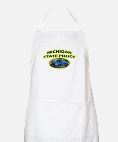 Michigan State Police Apron