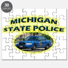 Michigan State Police Puzzle