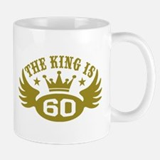 The King is 60 Mug