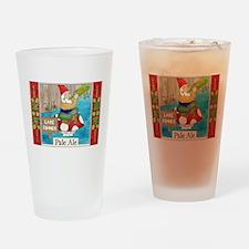 Lake Rihner Beer Drinking Glass