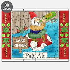 Lake Rihner Beer Puzzle