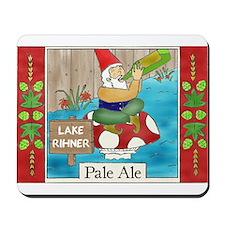 Lake Rihner Beer Mousepad