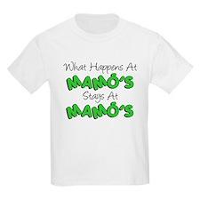 What Happens At Mamos T-Shirt