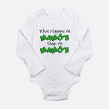 What Happens At Mamos Long Sleeve Infant Bodysuit