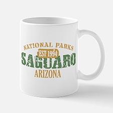 Saguaro National Park Arizona Mug