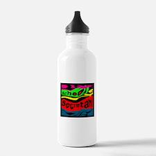 School Secretary Mousepads Water Bottle