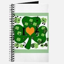 Funny I heart dan Journal