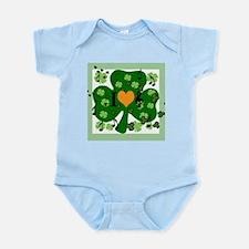 Cute I love dan Infant Bodysuit