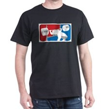 RedWhiteBlueBench2 T-Shirt