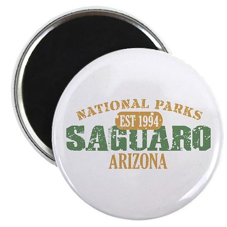 Saguaro National Park Arizona Magnet