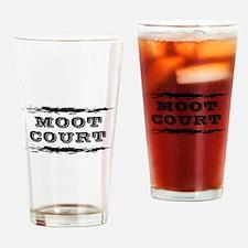 Moot Court Pint Glass