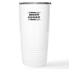Moot Court Travel Mug