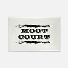 Moot Court Rectangle Magnet