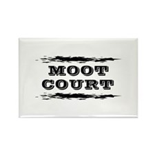 Moot Court Rectangle Magnet (10 pack)