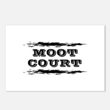 Moot Court Postcards (Package of 8)