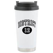 Hunger Games District 12 Stainless Steel Travel Mu