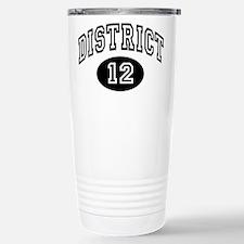 Hunger Games District 12 Travel Mug