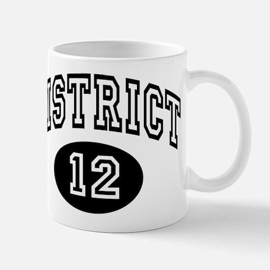 Hunger Games District 12 Mug