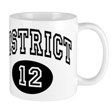Hunger Games District 12 Small Mugs