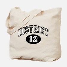 Hunger Games District 12 Tote Bag