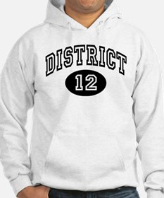 Hunger Games District 12 Hoodie