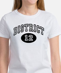 Hunger Games District 12 Tee