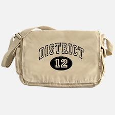 Hunger Games District 12 Messenger Bag