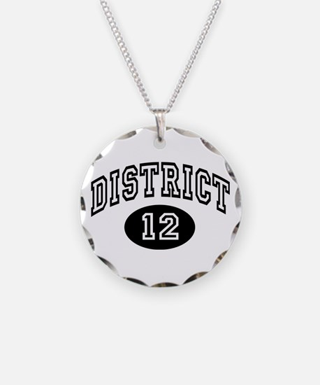 Hunger Games District 12 Necklace