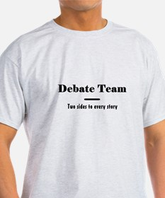 Debate t shirts shirts tees custom debate clothing for Speech and debate t shirts