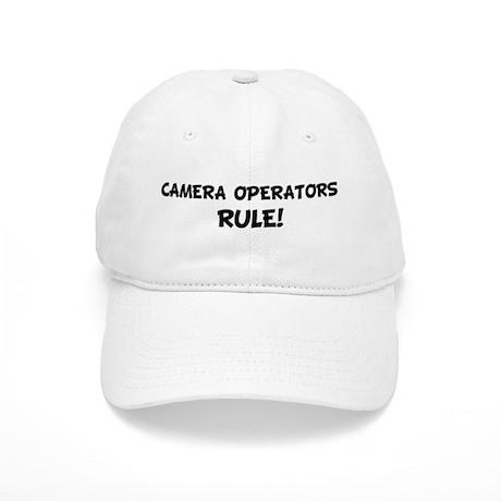 CAMERA OPERATORS Rule! Cap
