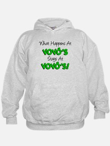 What Happens At Vovos Hoodie