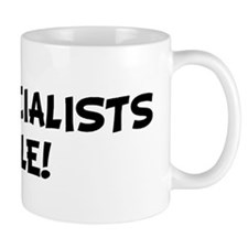 PR SPECIALISTS Rule! Mug