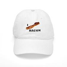 Funny Bacon strips Baseball Cap