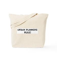 URBAN PLANNERS Rule! Tote Bag