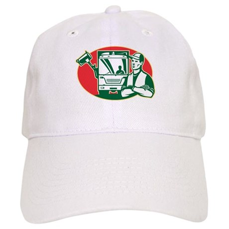Garbage Collector Cap