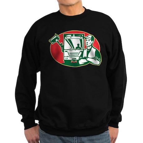 Garbage Collector Sweatshirt (dark)