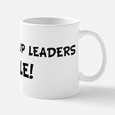 YOUTH GROUP LEADERS Rule! Mug