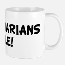VETERINARIANS Rule! Mug