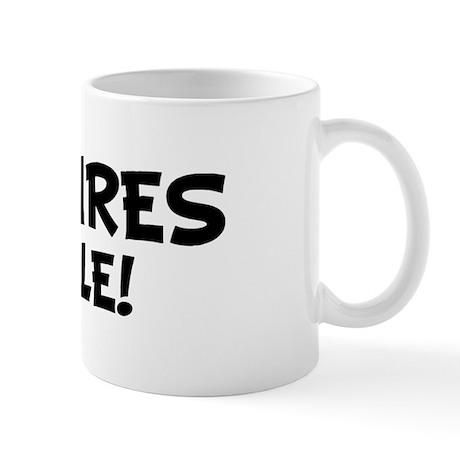 UMPIRES Rule! Mug