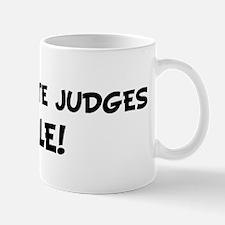 MAGISTRATE JUDGES Rule! Mug