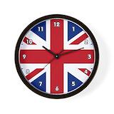 Britain flag Basic Clocks