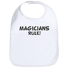 MAGICIANS Rule! Bib
