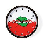 Polish Wall Clock