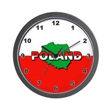 Polish Wall Clock