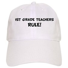 1ST GRADE TEACHERS Rule! Baseball Cap