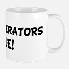 PLANT OPERATORS Rule! Mug