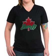 Banff Maple Leaf Shirt