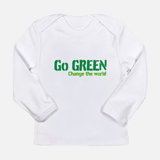 Makhan's Long Sleeve Infant T-Shirt