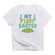 Cute Babies 1st easter Infant T-Shirt