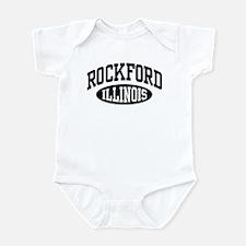 Rockford Illinois Infant Bodysuit